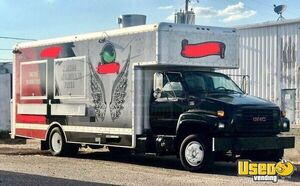 2000 - 24' GMC C6500 Well Maintained Loaded Mobile Kitchen Food Truck for Sale in Arizona!!!