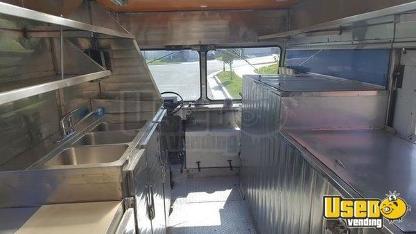 All-purpose Food Truck Cabinets Utah Gas Engine for Sale