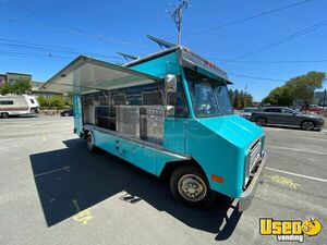 26' Chevrolet P30 Step Van Food Truck Low Miles | Kitchen on Wheels for Sale in California!