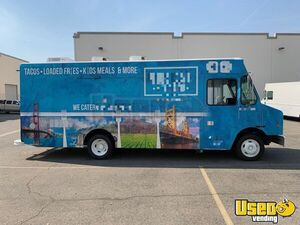 Custom Built Mobile Kitchen Food Truck LOADED w/ Pro Fire Suppression for Sale in California!!!