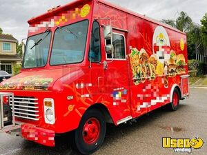 Chevrolet G30 Sport Van Mobile Kitchen / Used Food Truck for Sale in California!!!