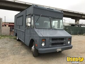 GMC Food Truck Used Mobile Kitchen for Sale in California!!!
