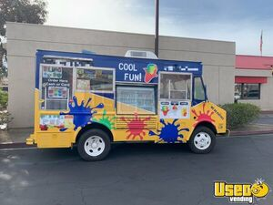 GMC P30 Shaved Ice / Food Truck for Sale in California!!!