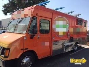 Gorgeous GMC Workhorse Step Van Kitchen Food Truck / Used mobile Kitchen for Sale in California!