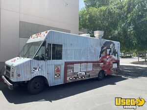 Fully-Loaded 2005 Chevy Workhorse Step Van Kitchen Food Truck for Sale in California!