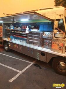 Chevrolet Step Van Food Truck / Mobile Kitchen with Pro Fire Suppression for Sale in California!