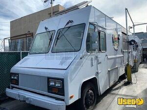 2000 25' Freightliner Step Van Kitchen Food Truck with Pro Fire Suppression for Sale in California!