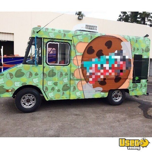 Chevy P20 Food Truck for Sale in California!!!