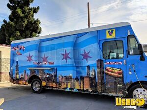 Well-Kept Turnkey Diesel Freightliner MT45 Solid Food Truck / Mobile Kitchen for Sale in California!
