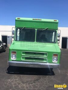 Ready to Roll GMC Step Van Food Truck/Mobile Kitchen w/ Pro Fire Suppression for Sale in California!