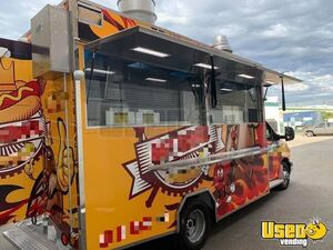 Fully Loaded 2010 Chevrolet GMC Mobile Kitchen Food Truck with Commercial-Grade Kitchen for Sale in California!