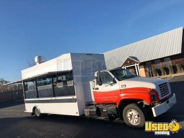 8.5' x 18' GMC Food Truck for Sale in California!!!