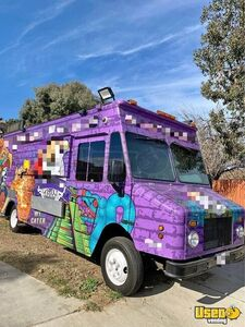 2001 Freightliner Diesel Kitchen Food Truck with Pro Fire Suppression for Sale in California!