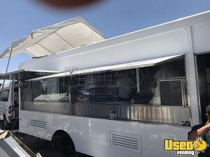Diesel 26' Chevrolet Step Van Kitchen Food Truck / Used Mobile Food Unit for Sale in California!