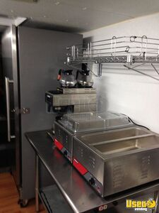 All-purpose Food Truck Coffee Machine Ohio Gas Engine for Sale
