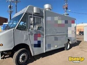 Freightliner MT-45 Diesel 24' Kitchen Food Truck with Pro Fire Suppression for Sale in Colorado!