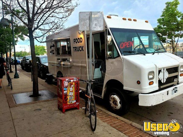 Freightliner 16' Diesel M Line Food Truck with Ansul Pro Fire Suppression Sys for Sale in Colorado!