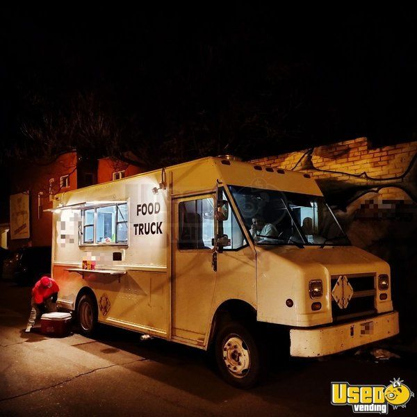 Freightliner M Line Used Mobile Kitchen Food Truck for Sale in Colorado!!!