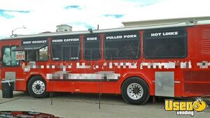 2001 RTD Bus Mobile Kitchen Food Truck for Sale in Colorado!!!