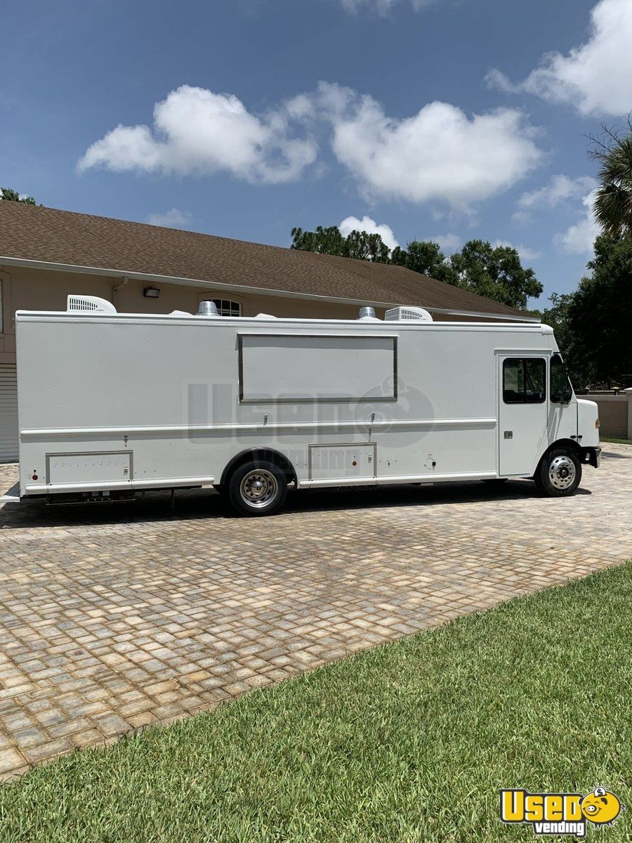 All-purpose Food Truck Concession Window Florida Diesel Engine for Sale - 2
