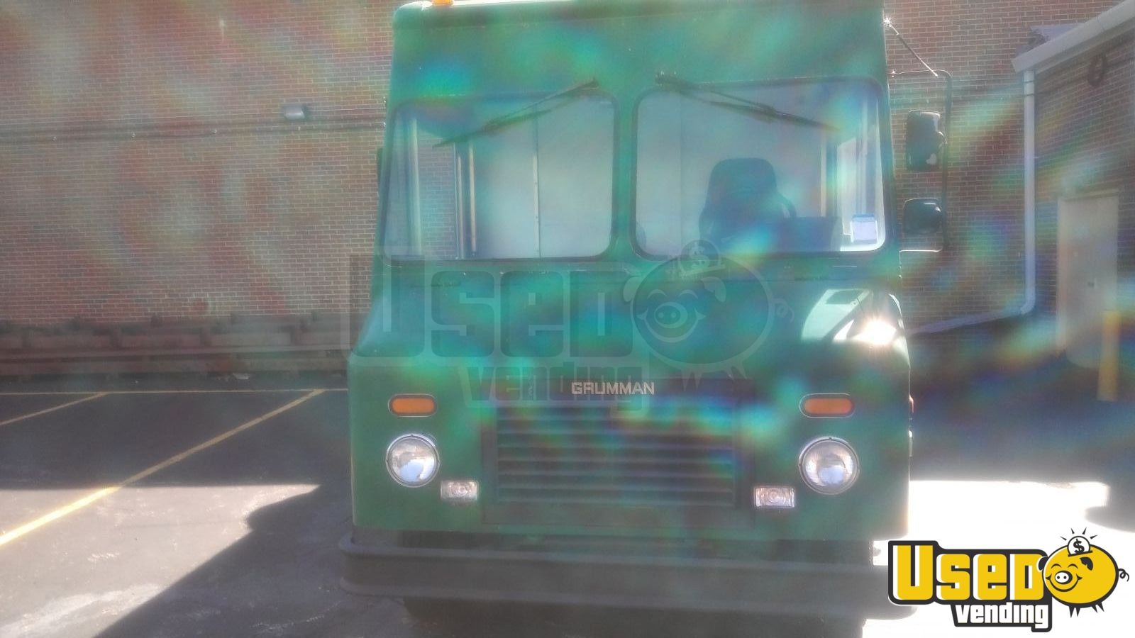 All-purpose Food Truck Concession Window Illinois Diesel Engine for Sale - 2