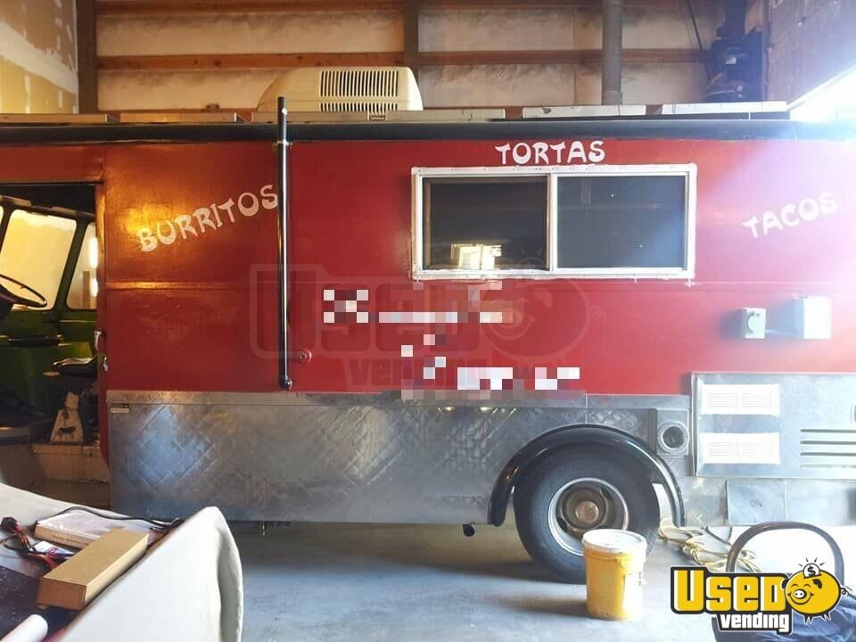 All-purpose Food Truck Concession Window Washington for Sale - 2