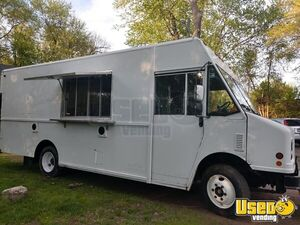 Ready to Go Diesel Freightliner Step Van Kitchen Food Truck for Sale in Connecticut!