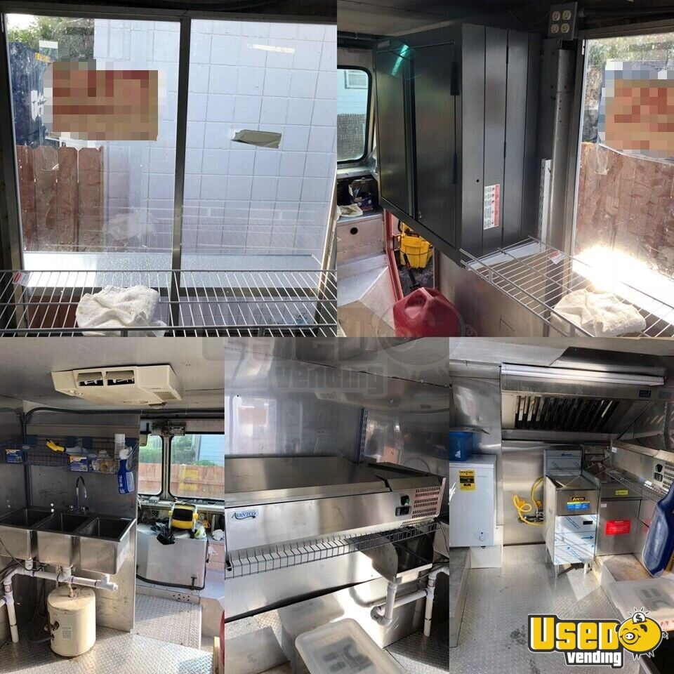All-purpose Food Truck Deep Freezer Indiana for Sale - 5