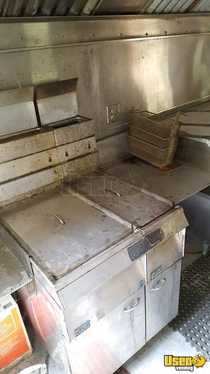 All-purpose Food Truck Deep Freezer Pennsylvania for Sale - 8