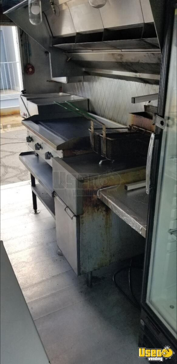 All-purpose Food Truck Deep Freezer Virginia for Sale - 5