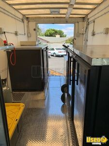 All-purpose Food Truck Diamond Plated Aluminum Flooring California Gas Engine for Sale