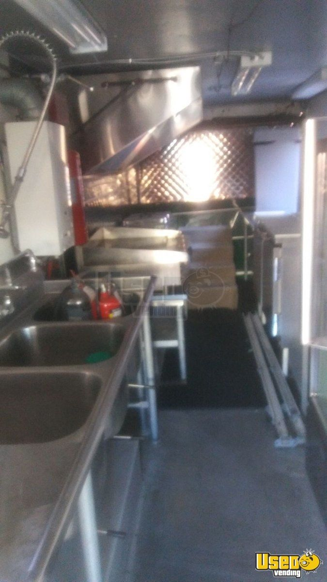 All-purpose Food Truck Exterior Customer Counter Illinois Diesel Engine for Sale - 5