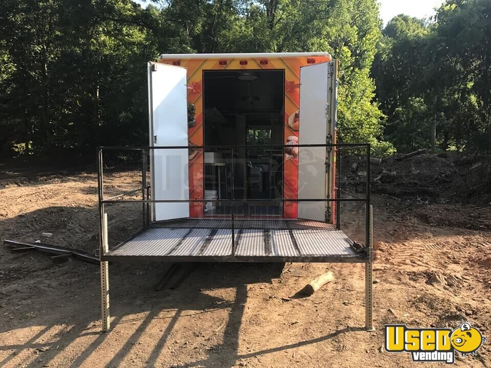 All-purpose Food Truck Flatgrill Virginia for Sale - 6