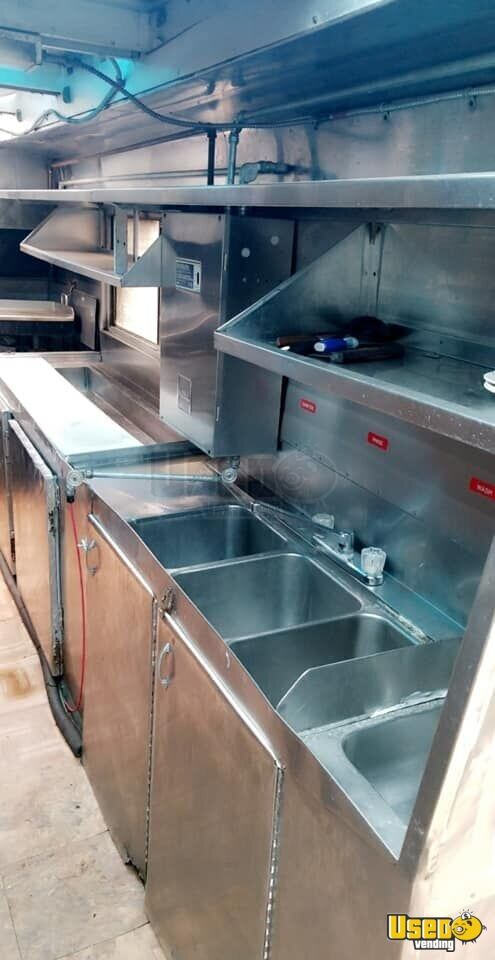 All-purpose Food Truck Flatgrill Washington for Sale - 9