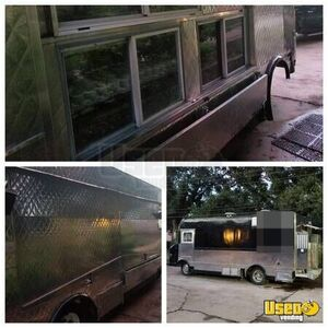 All-purpose Food Truck Floor Drains Louisiana Gas Engine for Sale