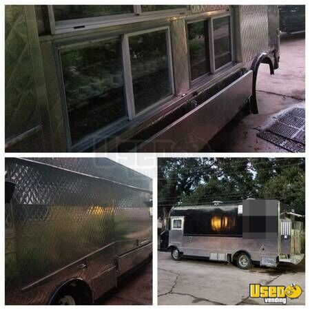 All-purpose Food Truck Floor Drains Louisiana Gas Engine for Sale - 5