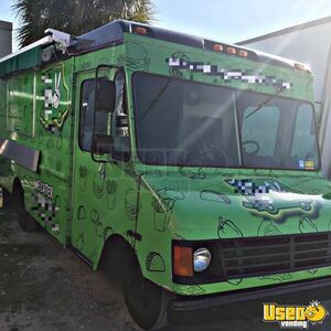 2003 GMC Workhorse Food Truck for Sale in Florida!!!
