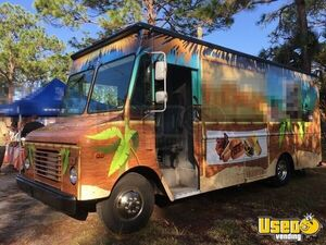 Gruman Mobile Kitchen Food Truck for Sale in Florida!!!