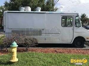 1978 Chevy Food Truck Mobile Kitchen for Sale in Florida- State Licensed!