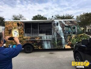 Chevy Used Mobile Kitchen Food Truck for Sale in Florida!!!