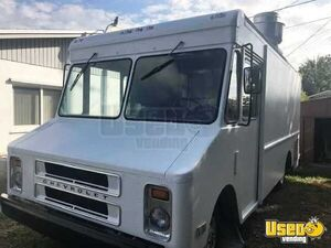 Chevy Stepvan 30 Food Truck with New Kitchen for Sale in Florida!!!