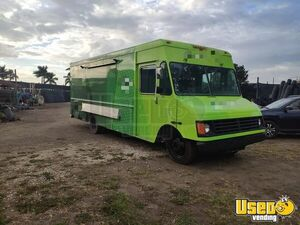 2001 Chevy Mobile Kitchen Used Food Truck for Sale in Florida!!!