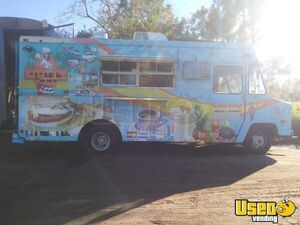 Chevy Stepvan Food Truck with Loaded Kitchen for Sale in Florida!!!
