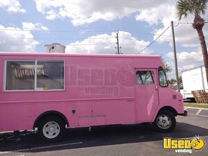 Well-Equipped Stepvan Kitchen Food Truck/Used Mobile Kitchen for Sale in Florida!