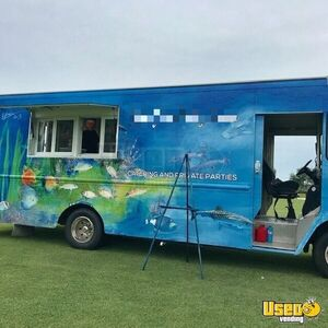 Grumman Chevrolet Food Truck with 2019 Kitchen for Sale in Florida!!!