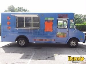 Self-Sufficient Chevrolet Food Truck / Mobile Food Unit for Sale in Florida-Freshly Changed Oil!
