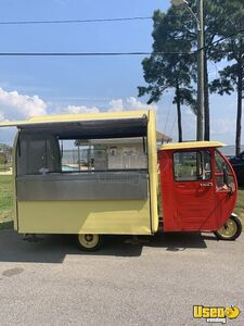 Never Used Battery-Operated 2018 Electric Mini Food Truck Concession Vehicle for Sale in Florida!