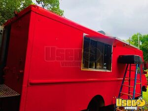2001 Chevy Step Van Kitchen Food Truck with NEVER USED Kitchen for Sale in Florida!