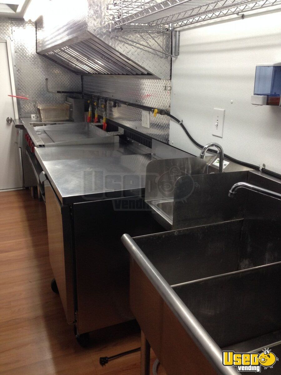 All-purpose Food Truck Fryer Ohio Gas Engine for Sale - 10
