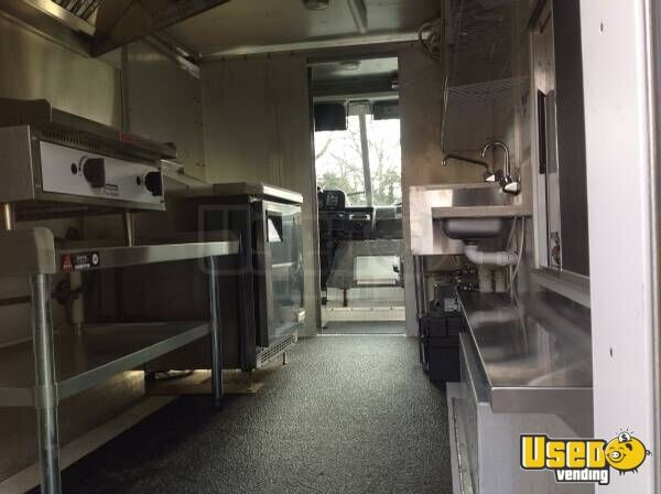 All-purpose Food Truck Fryer Virginia for Sale - 7